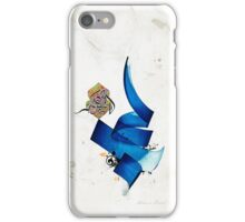 Arabic calligraphy - Rumi - journey into self iPhone Case/Skin