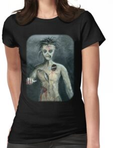 Ug The Zombie Tee Shirt Womens Fitted T-Shirt