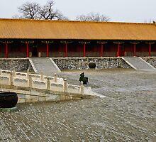 Solitude in the Forbidden City by Ólafur Már Sigurðsson