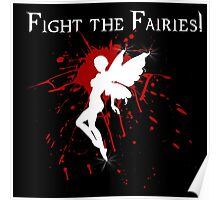 Supernatural Fight the Fairies v2.0 Poster