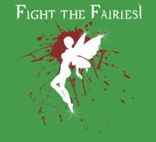 Supernatural Fight the Fairies v2.0 One Piece - Short Sleeve