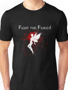 Supernatural Fight the Fairies v2.0 Unisex T-Shirt