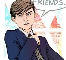 Harry Osborn  (Sassy Version) by Livori
