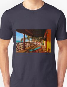 Sunset at Playa del Carmen, MEXICO Unisex T-Shirt