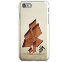 Arabic calligraphy - Rumi - Beyond iPhone Case/Skin