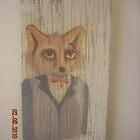 little fox by Jaimee Fryer