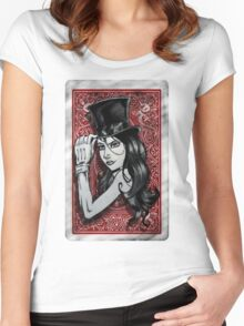Magician Women's Fitted Scoop T-Shirt