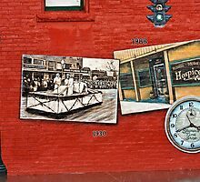 Wall Mural (last view) by Tim Denny