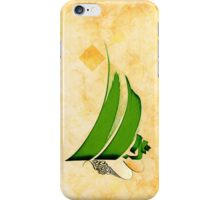 Arabic calligraphy - Rumi - Strange pull iPhone Case/Skin