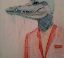 ~man-gator~ by Jaimee Fryer