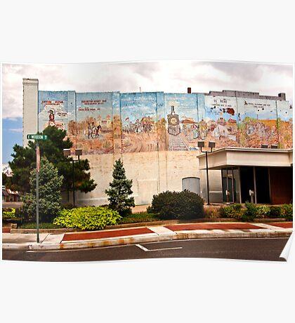 Multi Mural Poster