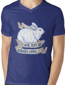Killer Bunny Mens V-Neck T-Shirt