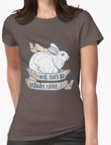 Killer Bunny Womens Fitted T-Shirt