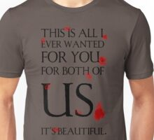 It's Beautiful, Hannibal Unisex T-Shirt