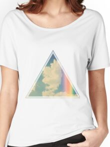 Hipster Sky  Women's Relaxed Fit T-Shirt