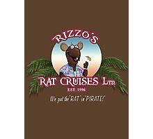 Rizzo's Rat Cruises Ltd Photographic Print