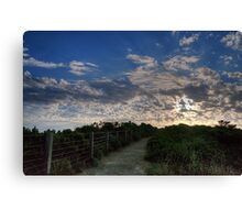 Into The Light - Port Campbell, Great Ocean Road - The HDR Experience Canvas Print