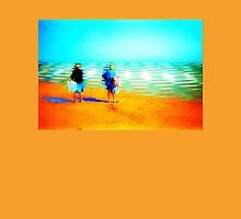 Grannies at the beach Unisex T-Shirt