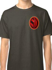 Strontium Dog Badge Classic T-Shirt