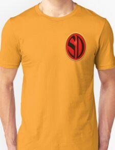 Strontium Dog Badge Unisex T-Shirt
