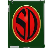 Strontium Dog Badge iPad Case/Skin