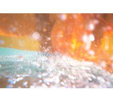 Sea Sparkle Photographic Print