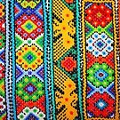 Colourful Mexican Bracelets  by Atanas Bozhikov NASKO
