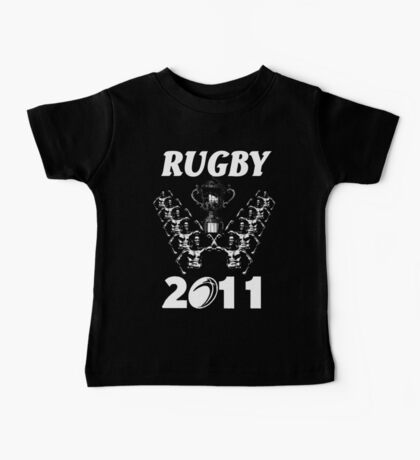 rugby world cup t-shirt Baby Tee