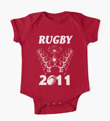 rugby world cup t-shirt One Piece - Short Sleeve