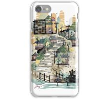 The Girl on Poppy Hill iPhone Case/Skin