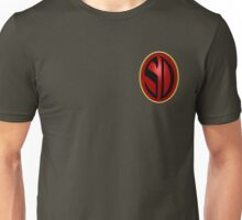 Search/Destroy Agency Badge Unisex T-Shirt