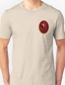 Search/Destroy Agency Badge Unisex T-Shirt