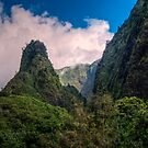 Iao Valley by J. Day