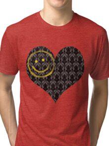 Sherlock Wallpaper Tri-blend T-Shirt