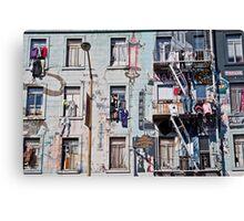 Chinatown San Francisco Canvas Print
