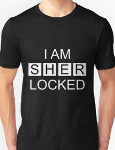 I Am Sherlocked v2.0 Unisex T-Shirt