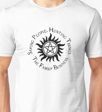 Supernatural Family Business Unisex T-Shirt