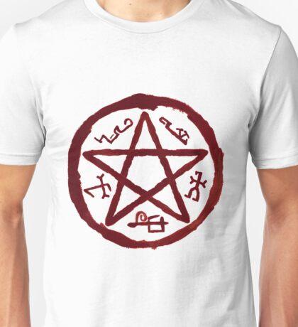 Supernatural Devil's Trap v2.0 Unisex T-Shirt