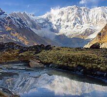 Astonishing Annapurna by Harry Oldmeadow