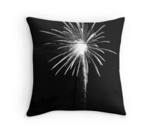 Firework 15 Throw Pillow