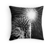 Firework 17 Throw Pillow