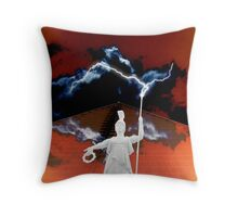 GO TO YOUR ROOM!!!! RIGHT NOW!!! Throw Pillow