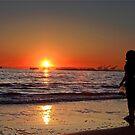 Looking Beyond Long Beach  by Anibal
