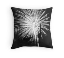 Firework 7 Throw Pillow