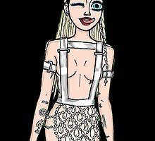 2015 VMAs Miley [Red Carpet] by Zach Williams