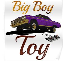 Big Boy Toy Poster