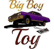 Big Boy Toy Photographic Print