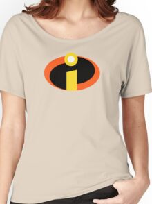 Incredibles Women's Relaxed Fit T-Shirt