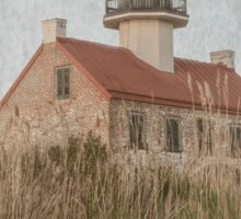 East Point Lighthouse Sticker