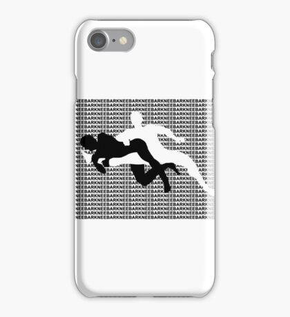 Kneebar 2 MMA Mixed Martial Arts  iPhone Case/Skin